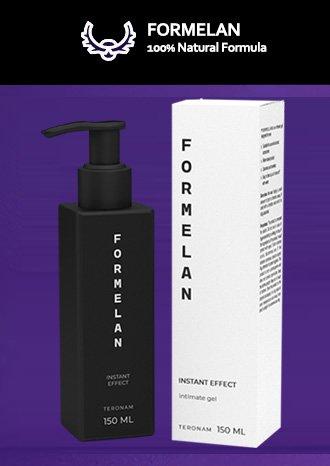 Formelan gel - Fórmula 100% natural